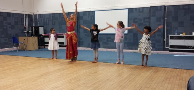 Gallery: Kuchupudi Dance Workshop